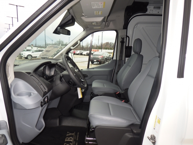 2017 Transit 250 Medium Roof Cargo Van #HKA30328 - photo 11