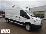 2017 Transit 250 Medium Roof Cargo Van #HKA30328 - photo 1