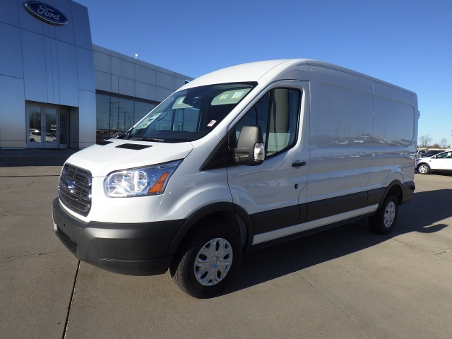 2017 Transit 250 Medium Roof, Cargo Van #HKA71511 - photo 3