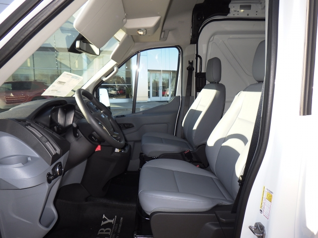 2017 Transit 250 Medium Roof, Cargo Van #HKA71511 - photo 9