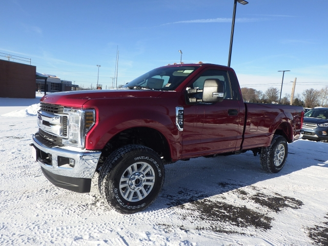 2018 F-350 Regular Cab 4x4, Pickup #JEB27422 - photo 3