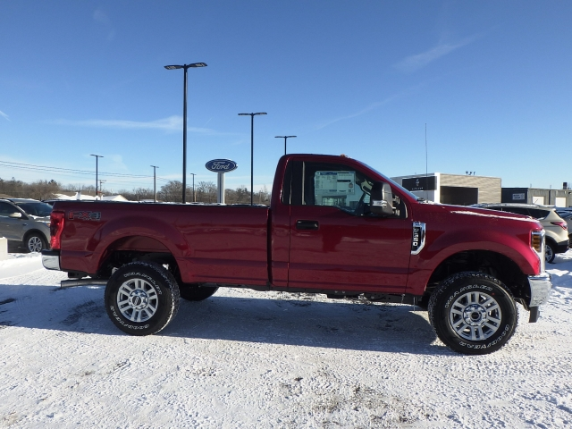 2018 F-350 Regular Cab 4x4, Pickup #JEB27422 - photo 20