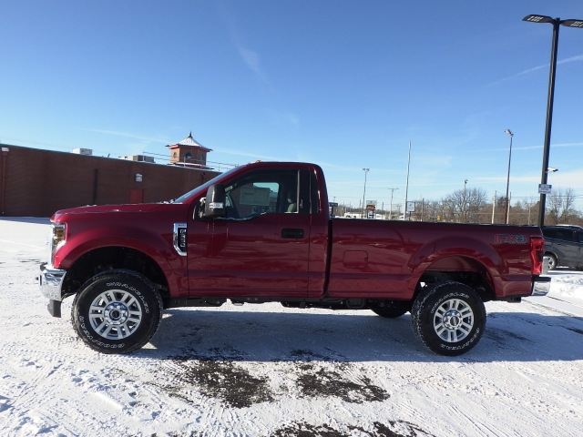 2018 F-350 Regular Cab 4x4, Pickup #JEB27422 - photo 22