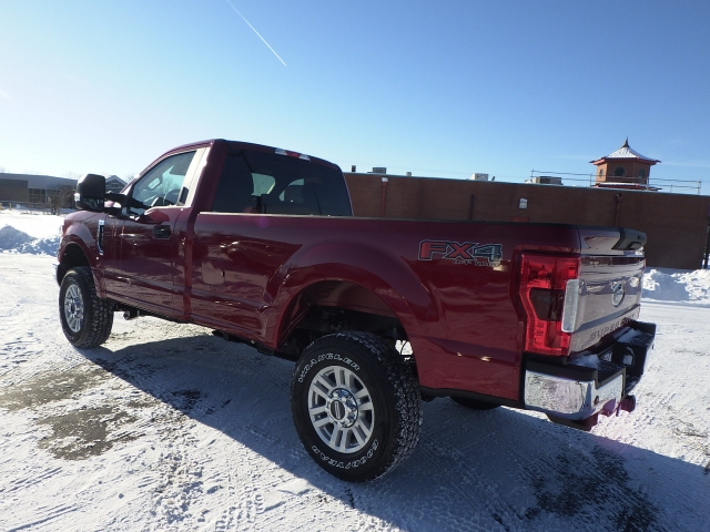 2018 F-350 Regular Cab 4x4, Pickup #JEB27422 - photo 4