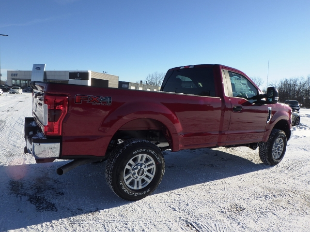 2018 F-350 Regular Cab 4x4, Pickup #JEB27422 - photo 2
