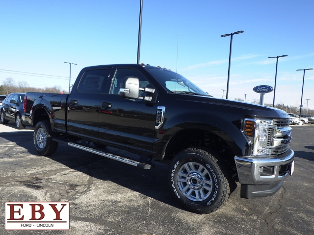 2018 F-350 Crew Cab 4x4, Pickup #JEB35017 - photo 1