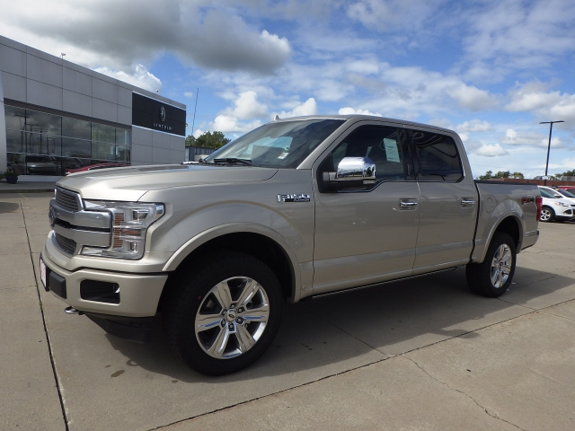 2018 F-150 Crew Cab 4x4, Pickup #JFA29884 - photo 3