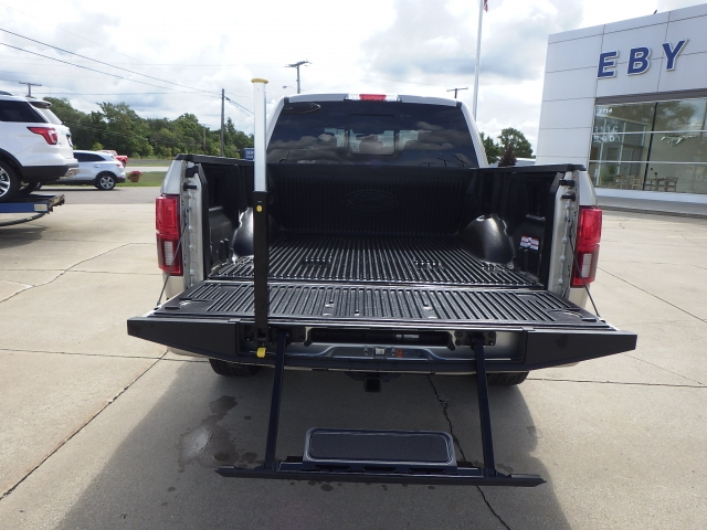 2018 F-150 Crew Cab 4x4, Pickup #JFA29884 - photo 23