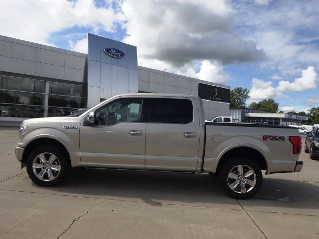 2018 F-150 Crew Cab 4x4, Pickup #JFA29884 - photo 27