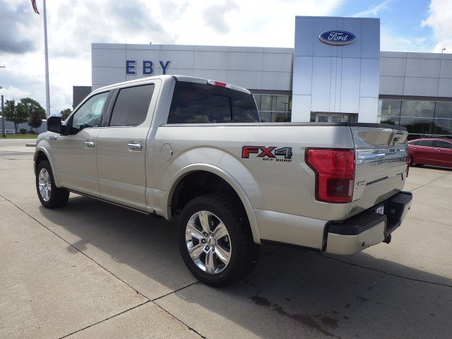 2018 F-150 Crew Cab 4x4, Pickup #JFA29884 - photo 4