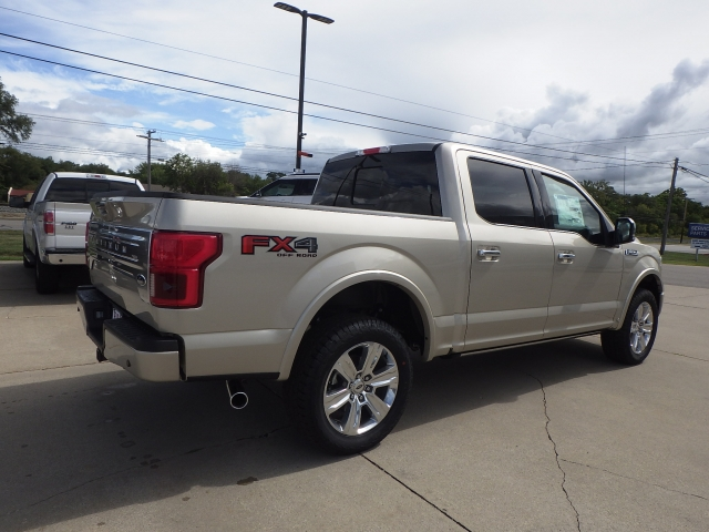 2018 F-150 Crew Cab 4x4, Pickup #JFA29884 - photo 2
