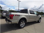 2018 F-150 Crew Cab 4x4, Pickup #JFA29884 - photo 1
