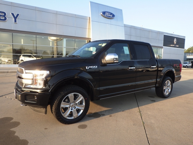 2018 F-150 Crew Cab 4x4, Pickup #JFA29885 - photo 3