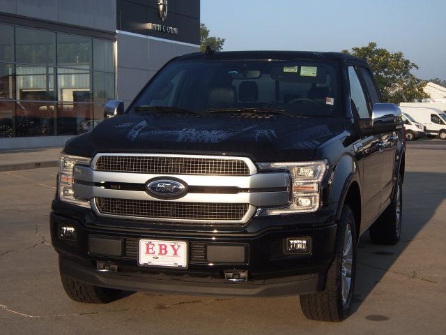 2018 F-150 Crew Cab 4x4, Pickup #JFA29885 - photo 27