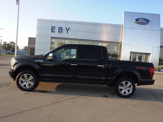2018 F-150 Crew Cab 4x4, Pickup #JFA29885 - photo 28