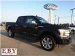 2018 F-150 Crew Cab 4x4, Pickup #JFA29885 - photo 1