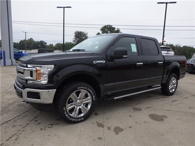 2018 F-150 Crew Cab 4x4 Pickup #JFA43633 - photo 3