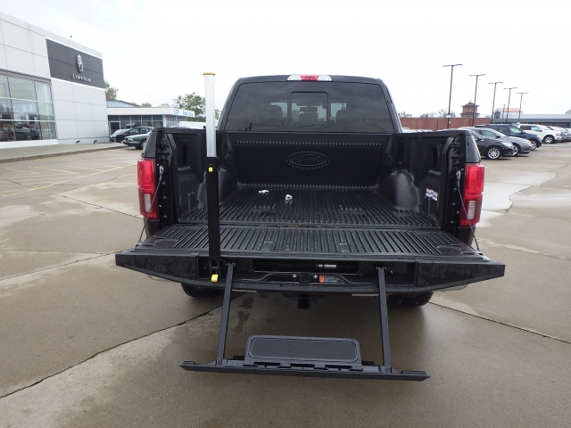 2018 F-150 Crew Cab 4x4 Pickup #JFA60923 - photo 22