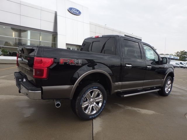 2018 F-150 Crew Cab 4x4, Pickup #JFA60923 - photo 2