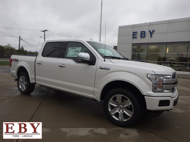 2018 F-150 Crew Cab 4x4 Pickup #JFA78461 - photo 1