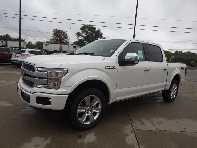 2018 F-150 Crew Cab 4x4 Pickup #JFA78461 - photo 3