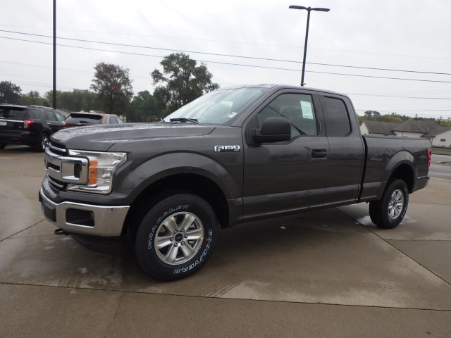 2018 F-150 Super Cab 4x4 Pickup #JFA80117 - photo 3