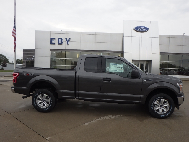 2018 F-150 Super Cab 4x4 Pickup #JFA80117 - photo 21