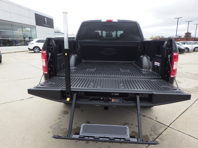 2018 F-150 Crew Cab 4x4 Pickup #JFA93133 - photo 21