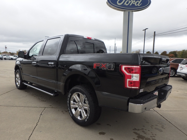2018 F-150 Crew Cab 4x4, Pickup #JFA93133 - photo 4