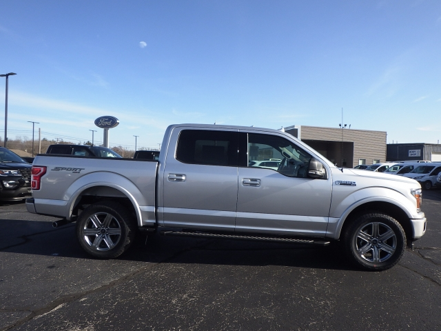 2018 F-150 Crew Cab 4x4 Pickup #JFB26041 - photo 24
