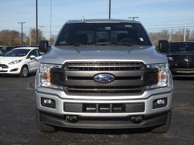 2018 F-150 Crew Cab 4x4 Pickup #JFB26041 - photo 25