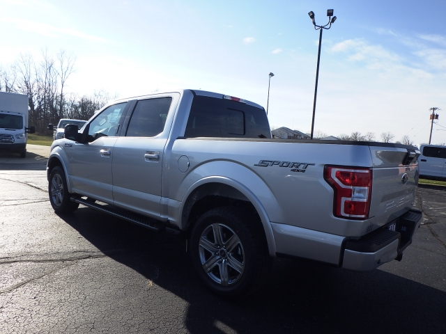 2018 F-150 Crew Cab 4x4 Pickup #JFB26041 - photo 4