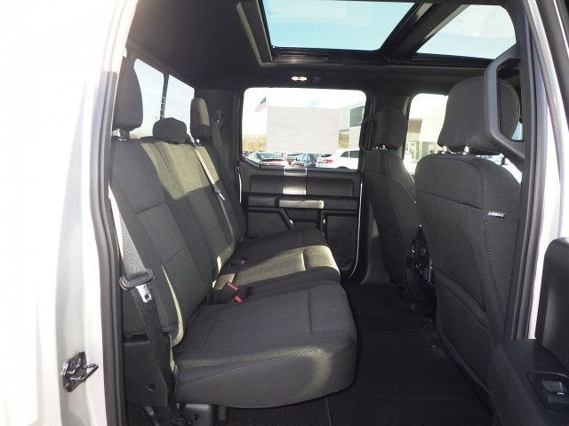 2018 F-150 Crew Cab 4x4 Pickup #JFB26041 - photo 5