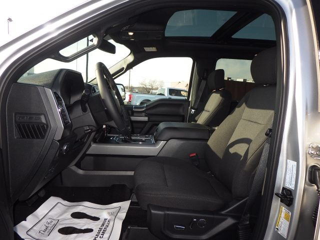 2018 F-150 Crew Cab 4x4 Pickup #JFB26041 - photo 8