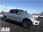 2018 F-150 Crew Cab 4x4 Pickup #JFB26041 - photo 1