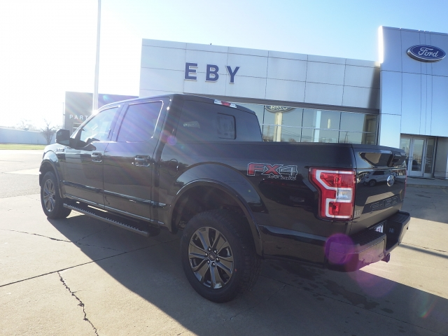 2018 F-150 Crew Cab 4x4 Pickup #JFB26097 - photo 4