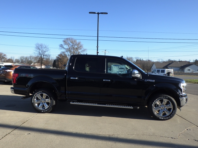 2018 F-150 Crew Cab 4x4 Pickup #JFB26098 - photo 24