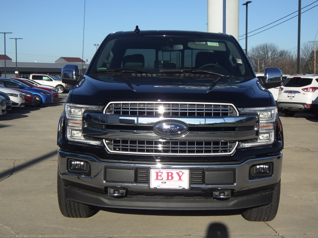 2018 F-150 Crew Cab 4x4 Pickup #JFB26098 - photo 25