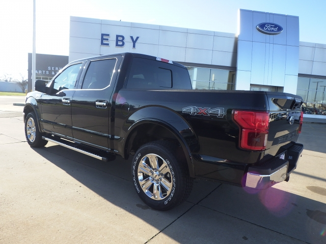 2018 F-150 Crew Cab 4x4 Pickup #JFB26098 - photo 4
