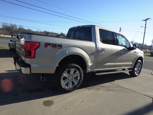 2018 F-150 Crew Cab 4x4 Pickup #JFB26099 - photo 2