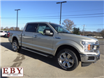 2018 F-150 Crew Cab 4x4 Pickup #JFB26099 - photo 1