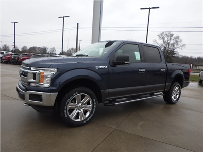2018 F-150 Crew Cab 4x4, Pickup #JFB56542 - photo 3
