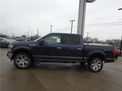 2018 F-150 Crew Cab 4x4, Pickup #JFB56542 - photo 26