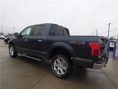 2018 F-150 Crew Cab 4x4, Pickup #JFB56542 - photo 4