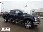 2018 F-150 Crew Cab 4x4 Pickup #JFB56542 - photo 1