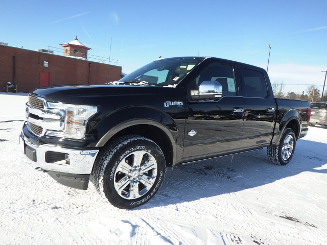 2018 F-150 Crew Cab 4x4 Pickup #JFB56544 - photo 3
