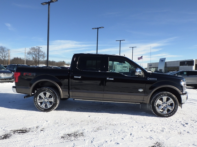 2018 F-150 Crew Cab 4x4 Pickup #JFB56544 - photo 24