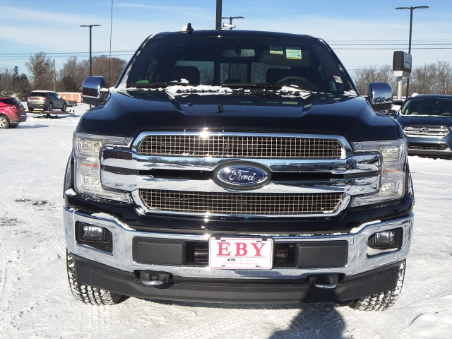 2018 F-150 Crew Cab 4x4 Pickup #JFB56544 - photo 25