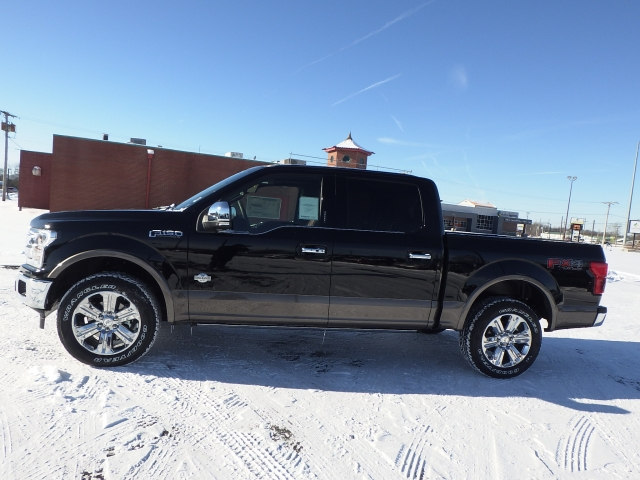 2018 F-150 Crew Cab 4x4 Pickup #JFB56544 - photo 26