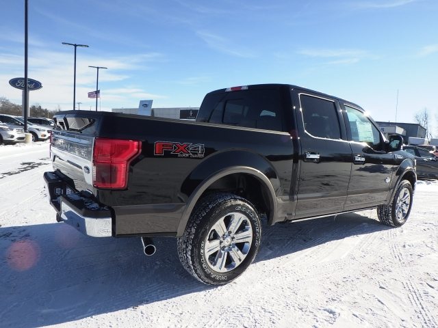 2018 F-150 Crew Cab 4x4 Pickup #JFB56544 - photo 2